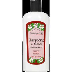 Šampón monoï vanilka