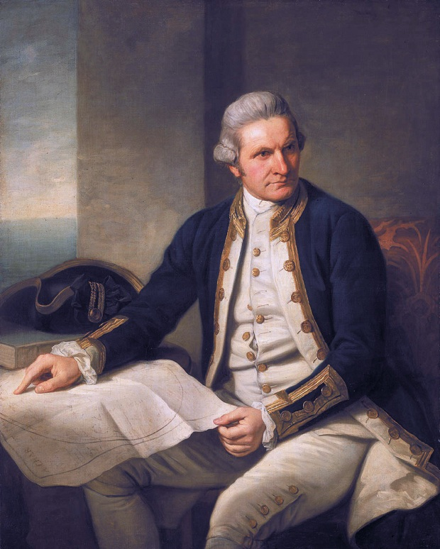 Kapitán James Cook