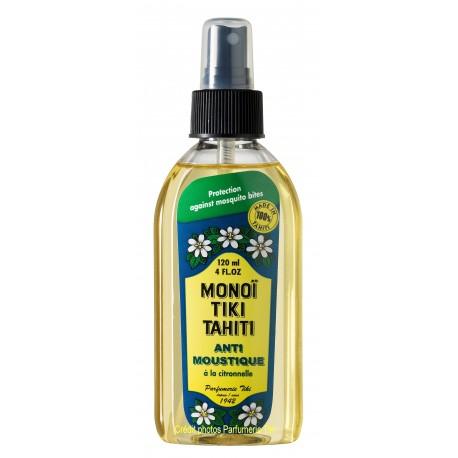 Monoï repelent s citrónovou trávou