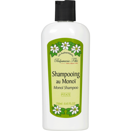 Šampón monoï pitaté (jasmín)